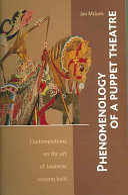 Phenomenology of a Puppet Theatre