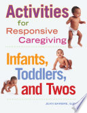 Activities for Responsive Caregiving