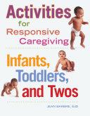 Activities for Responsive Caregiving