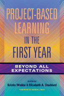 Pdf Project-Based Learning in the First Year
