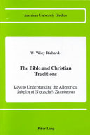 The Bible and Christian Traditions Pdf/ePub eBook