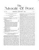 Advocate of Peace