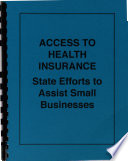 Access to Health Insurance