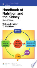 Handbook Of Nutrition And The Kidney Book PDF
