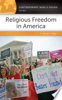 Religious Freedom in America  A Reference Handbook