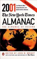 The New York Times Almanac 2001