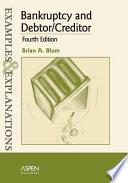 Bankruptcy And Debtor Creditor Book PDF