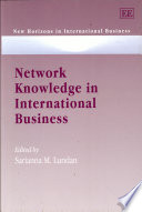 Network Knowledge in International Business