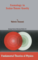 Cosmology in Scalar-Tensor Gravity [Pdf/ePub] eBook