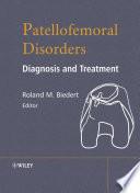 Patellofemoral Disorders
