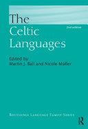 Pdf The Celtic Languages Telecharger