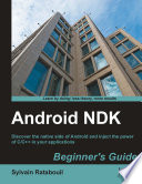 Android NDK-Beginner's Guide, SylvainnRatabauil, 2012