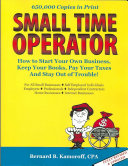 Small Time Operator Book