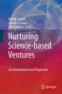Nurturing Science-based Ventures