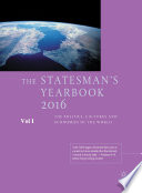 """""""The Statesman's Yearbook 2016: The Politics, Cultures and Economies of the World"""" by Nick Heath-Brown"""