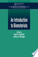 An Introduction to Biomaterials Book