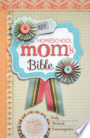 """KJV, Homeschool Mom's Bible, eBook"" by Janet Tatman, Zondervan,"