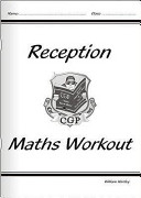 Reception level maths workout