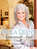 Paula Deen's Savannah Style Pdf/ePub eBook