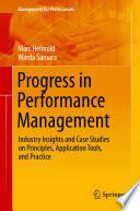 Progress in Performance Management