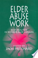 Elder Abuse Work