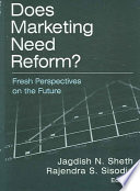 Does Marketing Need Reform?