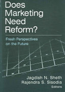 Does Marketing Need Reform?