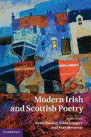 Modern Irish and Scottish Poetry