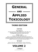 General and Applied Toxicology