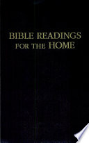 Bible Readings for the Home