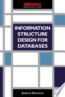 Information Structure Design for Databases Book