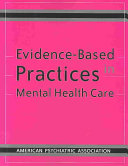 Evidence-based Practices in Mental Health Care - Seite 81