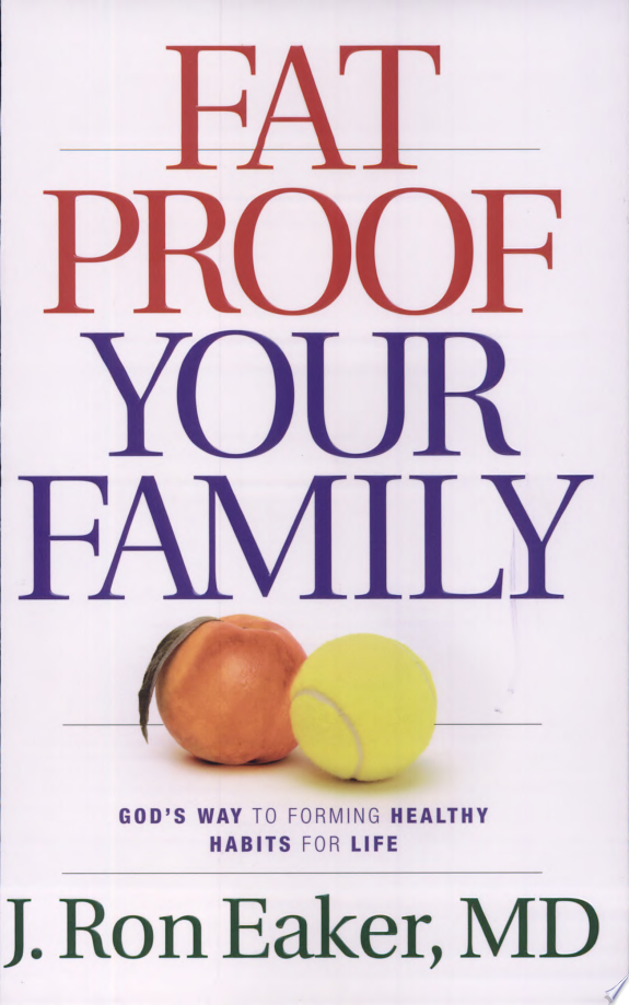 Fat Proof Your Family