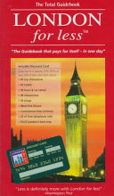 London for Less Book