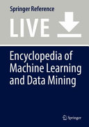 Encyclopedia Of Machine Learning And Data Mining Book PDF