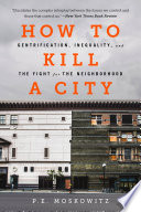 How to Kill a City Book