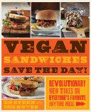 Vegan Sandwiches Save the Day! Pdf/ePub eBook