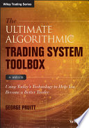 The Ultimate Algorithmic Trading System Toolbox   Website