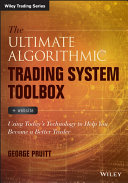 Pdf The Ultimate Algorithmic Trading System Toolbox + Website