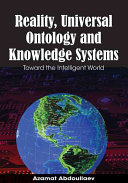 Reality  Universal Ontology  and Knowledge Systems