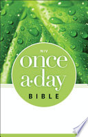 Niv Once A Day Bible Ebook
