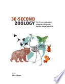30 Second Zoology Book