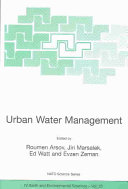 Urban Water Management Science Technology and Service Delivery