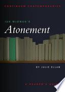 Ian McEwan s Atonement Book