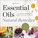 Essential Oils Natural Remedies Book PDF