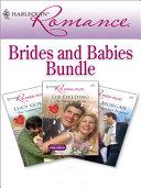 Harlequin Romance Bundle  Brides and Babies