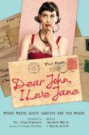 Pdf Dear John, I Love Jane Telecharger