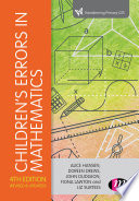 Children   s Errors in Mathematics