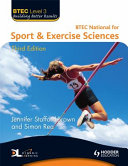 National for Sport and Exercise Sciences