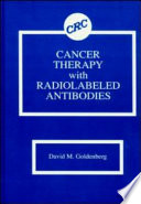 Cancer Therapy With Radiolabeled Antibodies Book PDF